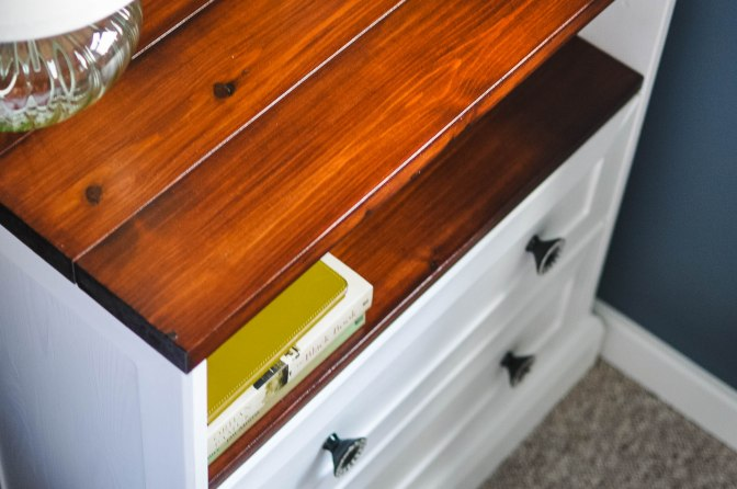 New bedside cabinets